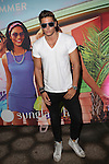 Model Andrea Denver Attends Sunglass Hut Electric Summer Campaign Kick-Off‏ Held at Industry Kitchen