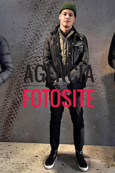 Barbour<br /> <br /> Londres Masculino - Inverno 2017<br /> <br /> <br /> foto: FOTOSITE