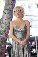 LOS ANGELES - JAN 8:  Gillian Anderson at the Gillian Anderson Star Ceremony on the Hollywood Walk of Fame on January 8, 2018 in Los Angeles, CA