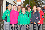 AN RIOCHT: Member's of the An Riocht A.C. competing in the 10km run at the Brandon hotel, Tralee on Sunday l-r: Tina Donovan, Eilish O'Leary, Colette Mallon, Siobhan Daly, Caroline Martin, Ann O'Riordan and Janette Ryan.