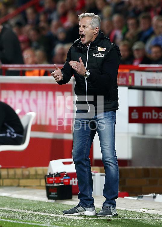 Trainer Jens Keller        <br /> / Sport / Football Football / zweite 2.Bundesliga  DFL /  2017/2018 / 15.09.2017 / 1.FC Union Berlin FCU vs. BTSV Eintracht Braunschweig 170915054 /      <br />     *** Local Caption *** &copy; pixathlon<br /> Contact: +49-40-22 63 02 60 , info@pixathlon.de