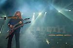 Megadeth @ Mayhem Fest 2011