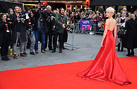Andrea Riseborough<br /> arriving for the London Film Festival 2017 screening of &quot;Battle of the Sexes&quot; at the Odeon Leicester Square, London<br /> <br /> <br /> &copy;Ash Knotek  D3322  07/10/2017