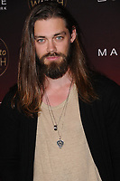 04 October  2017 - Hollywood, California - Tom Payne. 2017 People's &quot;One's to Watch&quot; Event held at NeueHouse Hollywood in Hollywood. <br /> CAP/ADM/BT<br /> &copy;BT/ADM/Capital Pictures