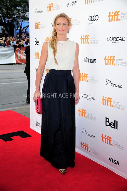 WWW.ACEPIXS.COM<br /> <br /> <br /> September 8, 2013, Toronto, Canada<br /> <br /> Jennifer Morrison arriving at the 'Gravity' premiere during the 2013 Toronto International Film Festival held at Princess of Wales Theatre on September 8, 2013 in Toronto, Canada.<br /> <br /> <br /> <br /> <br /> By Line:  William Bernard/ACE Pictures<br /> <br /> ACE Pictures, Inc<br /> Tel: 646 769 0430<br /> Email: info@acepixs.com