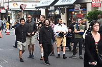 JUL 31 ' Last Night In Soho' filming in London