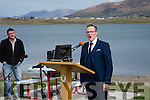 Gavan Ring(Baritone) sings 'A Nation Once Again' at the Commemoration to the Ring Brothers Eugene & Tim from Valentia & Roaslie Rice from Kenmare.