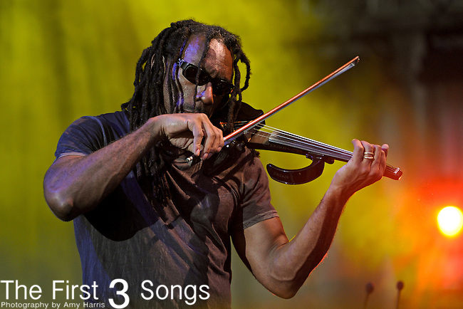 Boyd Tinsley of Dave Matthews Band performs during day one of the Dave Matthews Band Caravan at Lakeside on July 8, 2011 in Chicago, Illinois.