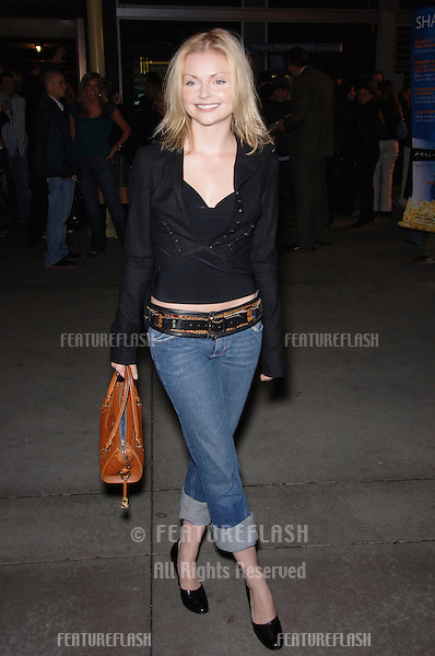 Actress IZABELLA MIKO at the Los Angeles premiere of Standing Still..April 10, 2006 Los Angeles, CA.© 2006 Paul Smith / Featureflash