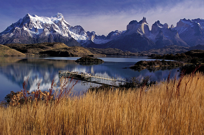 Torrese del Paine National park, Patagonia, Chile