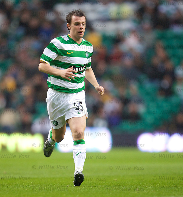 Paul McGowan, Celtic