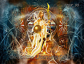 Gaetano, MODERN, MODERNO, paintings+++++The White Sorceress,ITGF95,#n#, EVERYDAY ,fantasy,puzzles,gothic,pin-up,pin-ups