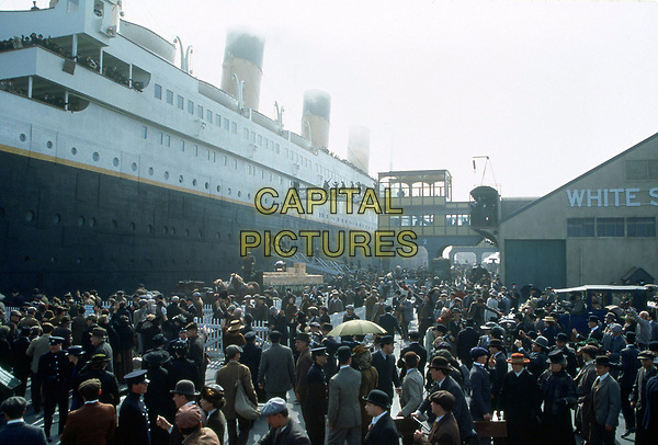 Titanic (1997) <br /> *Filmstill - Editorial Use Only*<br /> CAP/KFS<br /> Image supplied by Capital Pictures
