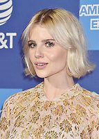 PALM SPRINGS, CA - JANUARY 03: Lucy Boynton attends the 30th Annual Palm Springs International Film Festival Film Awards Gala at Palm Springs Convention Center on January 3, 2019 in Palm Springs, California.<br /> CAP/ROT/TM<br /> &copy;TM/ROT/Capital Pictures