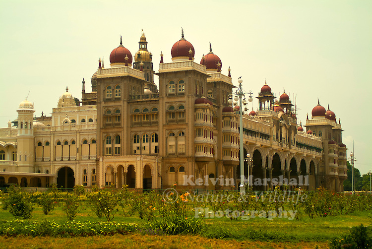 The Palace of Mysore (also known as the Amba Vilas Palace) is a palace situated in the city of Mysore in southern India. It is the official residence of the Wodeyars - the erstwhile royal family of Mysore that ruled the princely state of Mysore for over seven centuries, and also houses two durbar halls (ceremonial meeting hall of the royal court).