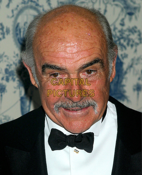 SIR SEAN CONNERY .American-Italian Cancer Foundation Gala, The Pierre Hotel, New York City, New York, USA,.November 15th 2004. .portrait headshot.Ref: IW.www.capitalpictures.com.sales@capitalpictures.com.©Capital Pictures.