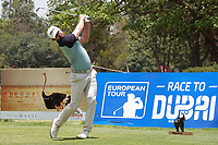 Liam Johnston (SCO) during the third round of the Magical Kenya Open presented by ABSA, played at Karen Country Club, Nairobi, Kenya. 16/03/2019<br /> Picture: Golffile | Phil Inglis<br /> <br /> <br /> All photo usage must carry mandatory copyright credit (&copy; Golffile | Phil Inglis)