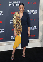 "10 June 2019 - Westwood, California - Tia Mowry-Hardrict. Netflix's ""Murder Mystery"" Los Angeles Premiere held at Regency Village Theater. Photo Credit: Faye Sadou/AdMedia"