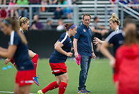 Leesburg,VA. - Saturday, March 25 2017: The Washington Spirit defeated the University of North Carolina 5-0 in a NWSL pre-season match at the Evergreen SportsPlex.
