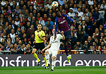 Real Madrid CF's Luka Modric and FC Barcelona's Ousmane Dembele during Spanish Kings Cup semifinal 2nd leg match. February 27, 2019. (ALTERPHOTOS/Manu R.B.)