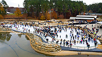 Ice Skating U.S. National Whitewater Center