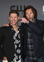 BEVERLY HILLS, CA - AUGUST 4: Jensen Ackles, Jared Padalecki, at The CW's Summer TCA All-Star Party at The Beverly Hilton Hotel in Beverly Hills, California on August 4, 2019. <br /> CAP/MPI/FS<br /> ©FS/MPI/Capital Pictures