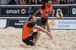 09.05.2015, Muenster, Schlossplatz<br /> smart beach tour, Supercup MŸnster / Muenster, Hauptfeld<br /> <br /> Annahme Kay Matysik<br /> <br />   Foto &copy; nordphoto / Kurth