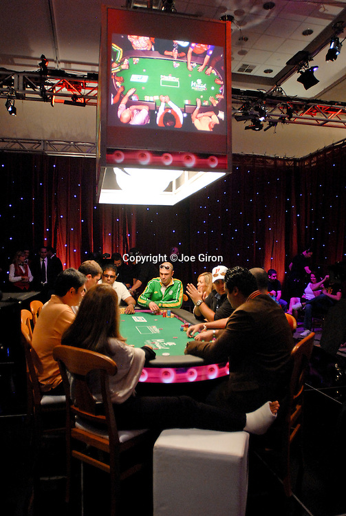 A view of the final table.