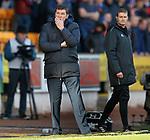 23.12.2018 St Johnstone v Rangers: Tommy Wright