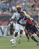 New England Revoution vs. LA Galaxy, June 2, 2013
