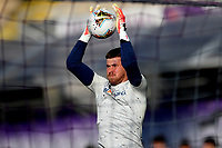 Jesse Joronen of Brescia Calcio warms up prior to the Serie A football match between ACF Fiorentina and Brescia Calcio at Artemio Franchi stadium in Florence ( Italy ), June 22th, 2020. Play resumes behind closed doors following the outbreak of the coronavirus disease. <br /> Photo Antonietta Baldassarre / Insidefoto