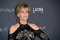 Jane Fonda at the 2017 LACMA Art+Film Gala at the Los Angeles County Museum of Art, Los Angeles, USA 04 Nov. 2017<br /> Picture: Paul Smith/Featureflash/SilverHub 0208 004 5359 sales@silverhubmedia.com