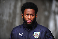 Burnley's Georges-Kevin Nkoudou arrives at the liberty stadium <br /> <br /> Photographer Ashley Crowden/CameraSport<br /> <br /> The Premier League - Swansea City v Burnley - Saturday 10th February 2018 - Liberty Stadium - Swansea<br /> <br /> World Copyright &copy; 2018 CameraSport. All rights reserved. 43 Linden Ave. Countesthorpe. Leicester. England. LE8 5PG - Tel: +44 (0) 116 277 4147 - admin@camerasport.com - www.camerasport.com