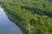 Fort Mandan on Missouri River