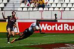 Sevuloni Mocenacagi, Day1 at Paris Sevens, Stade Jean Bouin during HSBC World Rugby Sevens Series, Paris Sevens 2019 - Photo Martin Seras Lima