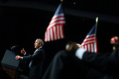 Washington, D.C. - May 10, 2007 -- United States President George W. Bush makes remarks at the Republican National Committee (RNC) Gala at the DC Armory in Washington, DC on Thursday, May 10 2007.<br /> Credit: Olivier Douliery - Pool via CNP