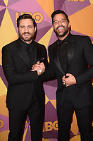BEVERLY HILLS, CA - JANUARY 7: Edgar Ramirez, Ricky Martin at the HBO Golden Globes After Party, Beverly Hilton, Beverly Hills, California on January 7, 2018. <br /> CAP/MPI/DE<br /> &copy;DE//MPI/Capital Pictures