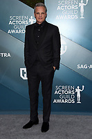 LOS ANGELES - JAN 19:  Michael Park at the 26th Screen Actors Guild Awards at the Shrine Auditorium on January 19, 2020 in Los Angeles, CA