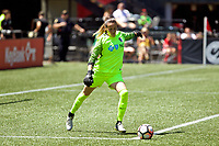 Portland, OR - Saturday July 15, 2017: Katelyn Rowland during a regular season National Women's Soccer League (NWSL) match between the Portland Thorns FC and the North Carolina Courage at Providence Park.