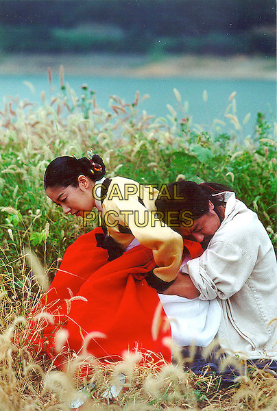 CHIHWASEON     2002..CHOI Min-sik as JANG Seung-ub (right) .     and YOU Ho-Jeong as Mae-Hyang .Filmstill - Editorial Use Only .Ref: FB  .www.capitalpictures.com.sales@capitalpictures.com.Supplied by Capital Pictures