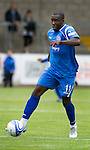 St Johnstone FC.... Season 2010-11.Cleveland Taylor.Picture by Graeme Hart..Copyright Perthshire Picture Agency.Tel: 01738 623350  Mobile: 07990 594431