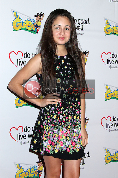 "Samantha Elizondo<br /> at the ""La Golda"" Los Angeles Premiere, The Crest, Westwood, CA 06-21-14<br /> David Edwards/Dailyceleb.com 818-249-4998"