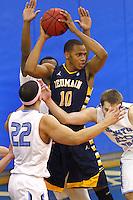 "130206 Immaculata University - Men's Basketball vs Keystone; ""Play 4 Kay"""
