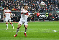 Alexander Esswein (VfB Stuttgart) - 31.03.2019: Eintracht Frankfurt vs. VfB Stuttgart, Commerzbank Arena, DISCLAIMER: DFL regulations prohibit any use of photographs as image sequences and/or quasi-video.