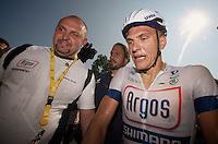 stage winner: Marcel Kittel (DEU)<br /> <br /> Tour de France 2013<br /> stage 12: Fougères - Tours 218km