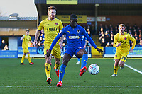 Paul Osew of AFC Wimbledon during AFC Wimbledon vs Fleetwood Town, Sky Bet EFL League 1 Football at the Cherry Red Records Stadium on 8th February 2020