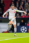 13.03.2019, Allianz Arena, Muenchen, GER, UEFA CL, FC Bayern Muenchen (GER) vs FC Liverpool (GBR) ,Achtelfinale, UEFA regulations prohibit any use of photographs as image sequences and/or quasi-video, im Bild Jordan Henderson (Liverpool #14) <br /> <br /> Foto © nordphoto / Straubmeier