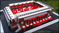 Legomania - Footy fan builds all 92 league stadiums.