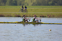 Race: 21  Event: J15 2x  Time Trial<br /> <br /> Junior Sculling Regatta 2018<br /> <br /> To purchase this photo, or to see pricing information for Prints and Downloads, click the blue 'Add to Cart' button at the top-right of the page.