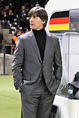 27th March 2018, Olympiastadion, Berlin, Germany; International Football Friendly, Germany versus Brazil; Coach Joachim Low (Germany)